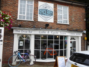 Westerham Cyclery at the Green